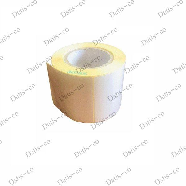 لیبل لایه شونده 100*100 برچسب خرد شونده