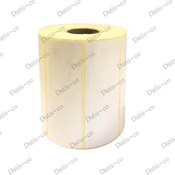برچسب کاغذی 140*110