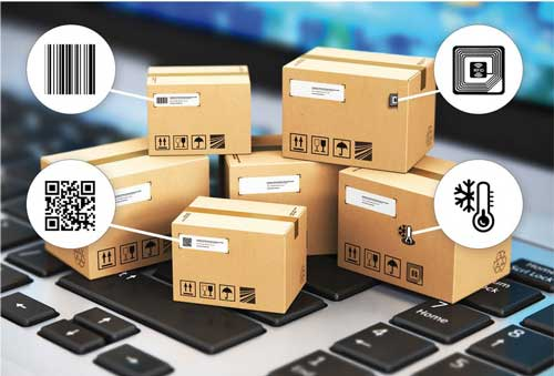 بسته بندی و لیبلینگ