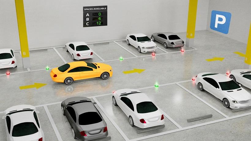 مدیریت هوشمند پارکینگ