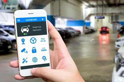 پارکینگ هوشمند یا مکانیزه
